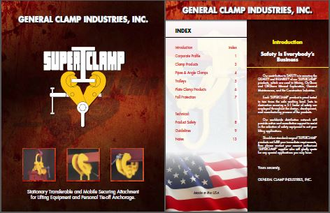 SuperClamp 2013 Brochure